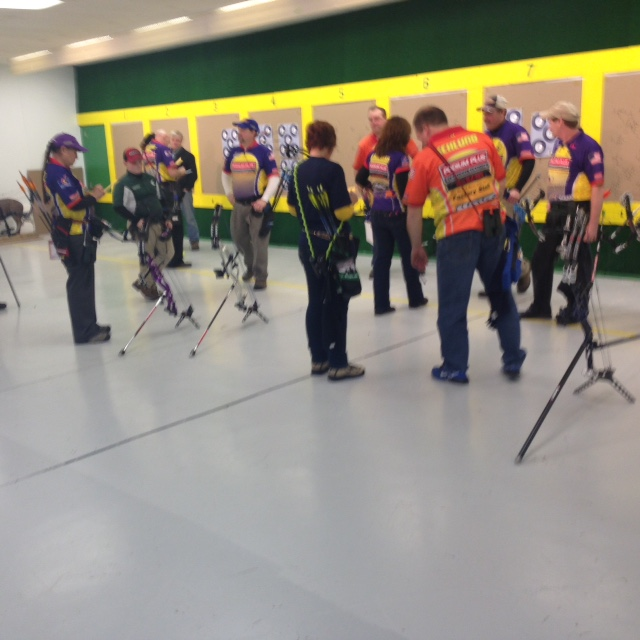 Shooters at WSC